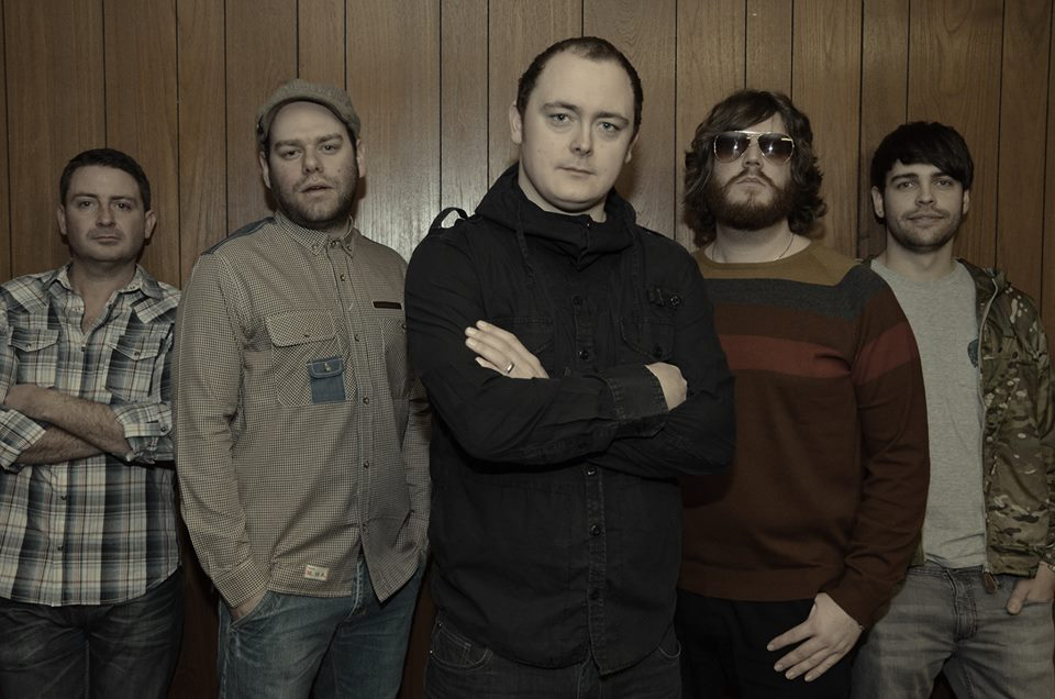 The Longsands release brilliant new single Standing in the Shadows