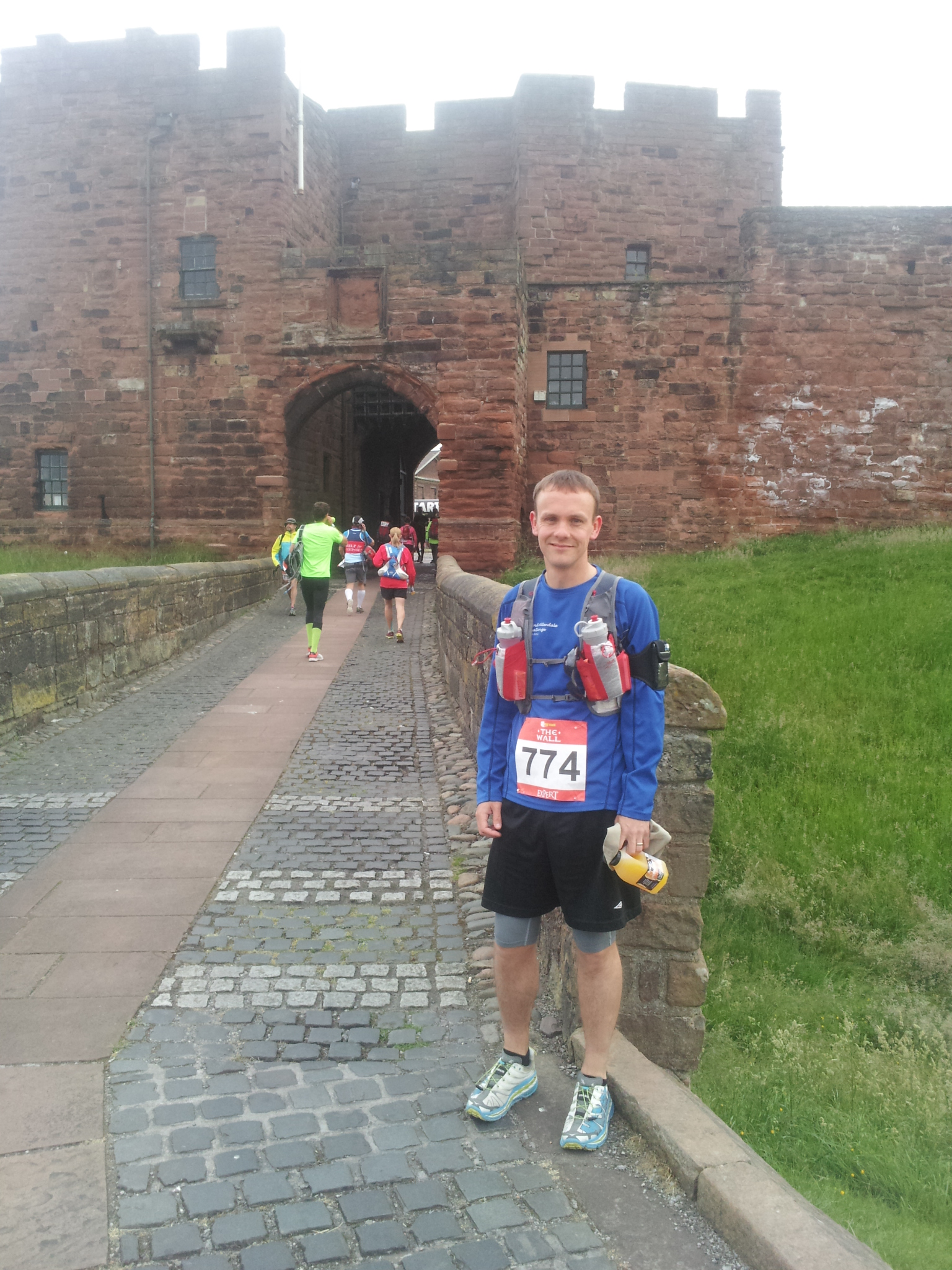 Ultra Dave's Ultra Diary – From the Wall to Endurun24